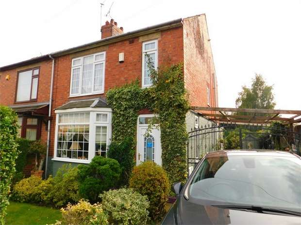 3 Bedrooms Semi Detached House for sale in Addison Road, Mexborough, South Yorkshire