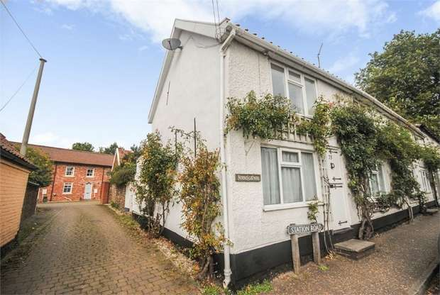 6 Bedrooms Semi Detached House for sale in Station Road, Foulsham, Dereham, Norfolk