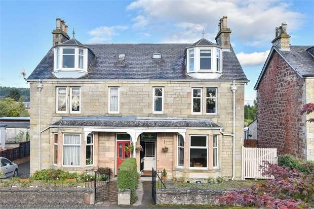 4 Bedrooms Semi Detached House for sale in Main Street, Bridge of Earn, Perth