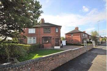 3 Bedrooms Semi Detached House for sale in Greasley Road, Stoke-on-Trent, ST2 8JE