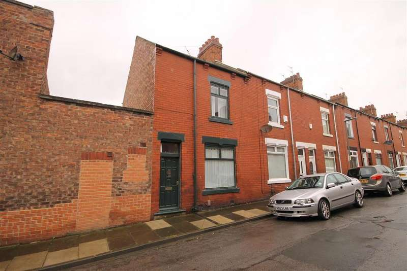 3 Bedrooms Terraced House for sale in Bangor Street, Hartlepool