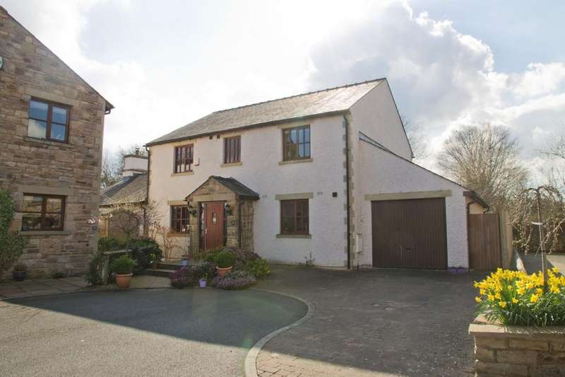 5 Bedrooms Detached House for sale in 10 The Herb Gardens, Arkholme, LA6 1RA