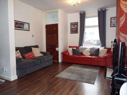 2 Bedrooms Terraced House for sale in Wyre Street, Fleetwood, FY7