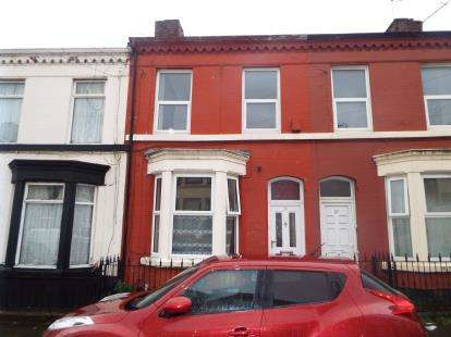 2 Bedrooms Terraced House for sale in Brae Street, Liverpool, Merseyside, England, L7