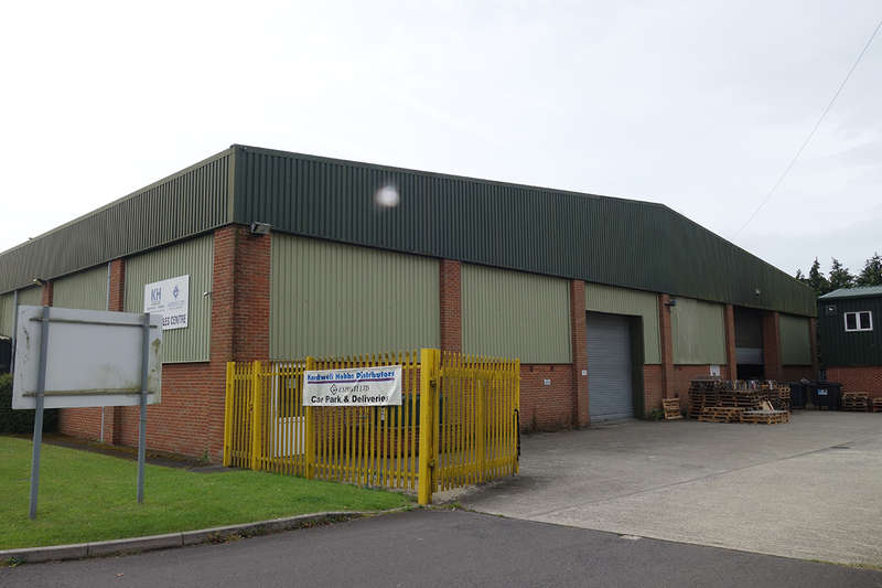 Warehouse Commercial for rent in 25B & 25C Sunrise Business Park, Higher Shaftesbury Road, Blandford Forum, DT11 8ST