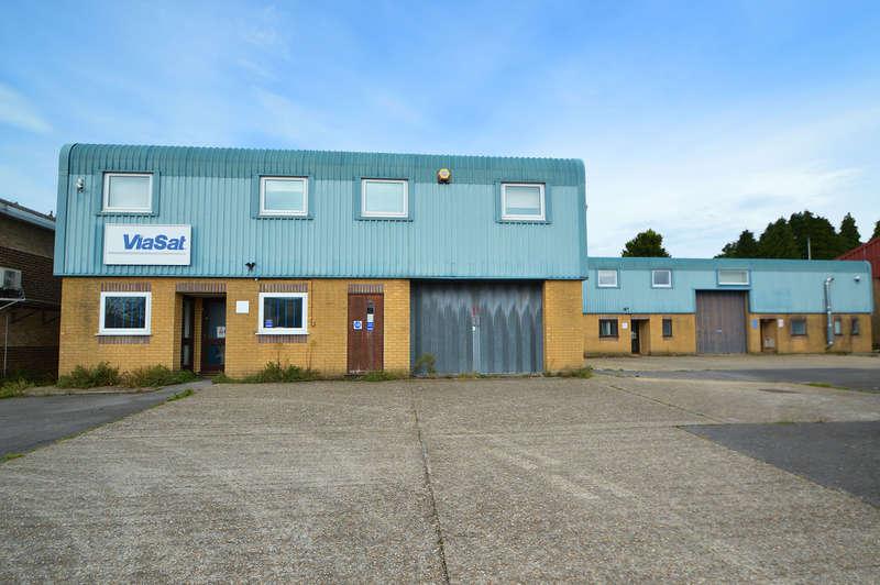 Warehouse Commercial for sale in 22-24 Sandford Lane Industrial Estate, Sandford Lane, Wareham, BH20 4DY