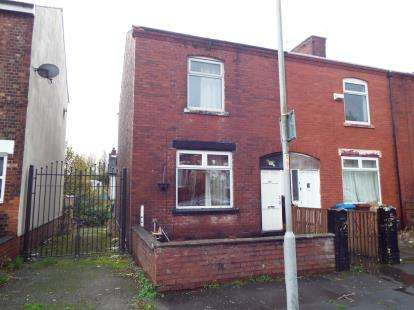 3 Bedrooms End Of Terrace House for sale in Parkhill Avenue, Crumpsall, Manchester, Greater Manchester