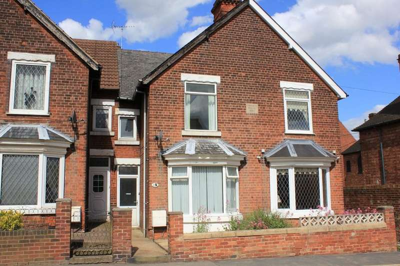 3 Bedrooms Terraced House for sale in 4, Skinner Street, Creswell