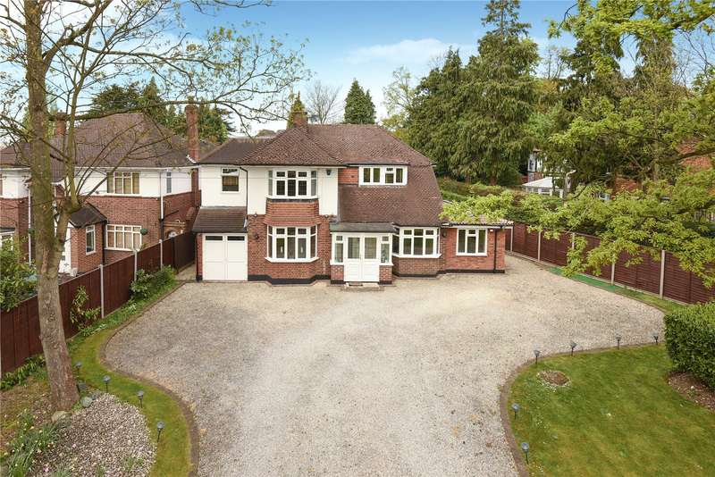 4 Bedrooms Detached House for sale in Uxbridge Road, Harrow, Middlesex, HA3