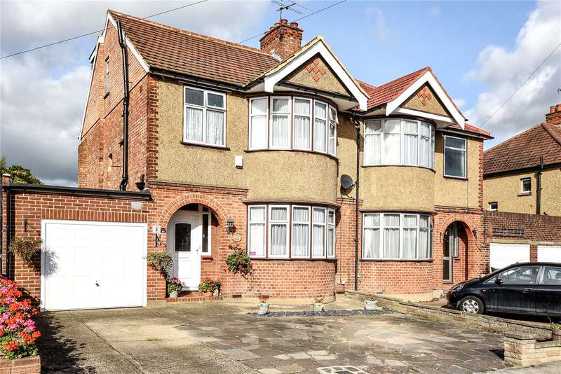 5 Bedrooms Semi Detached House for sale in College Close, Harrow, Middlesex, HA3