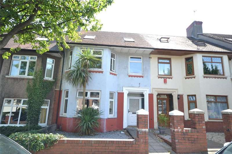 5 Bedrooms Terraced House for sale in Melrose Avenue, Penylan, Cardiff, CF23