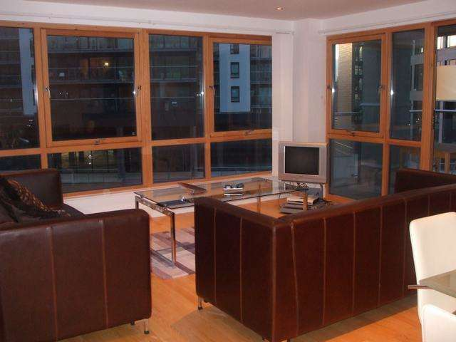 2 Bedrooms Flat for rent in McClure House, The Boulevard, Leeds, LS10 1LR
