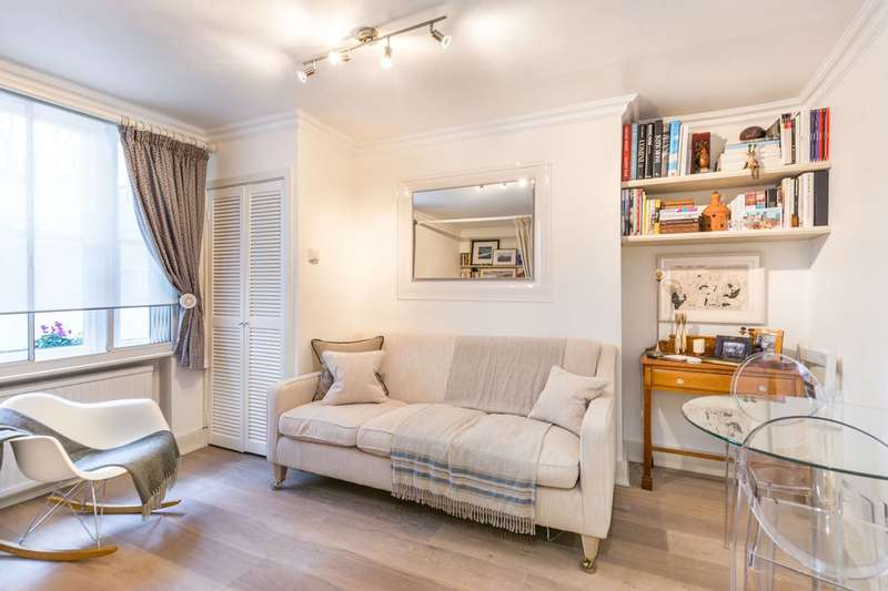 Studio Flat for sale in Sutherland Street, Pimlico, SW1V