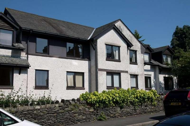 1 Bedroom Apartment Flat for sale in 26 Alexandra Court, Ellerthwaite Road, Windermere, Cumbria, LA23 2PR