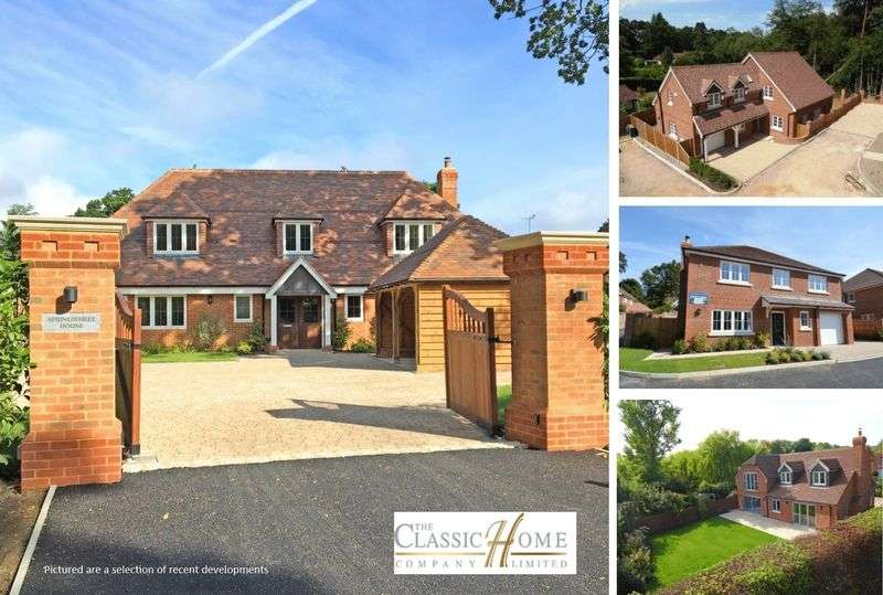 4 Bedrooms Property for sale in Old Portsmouth Road, Hindhead