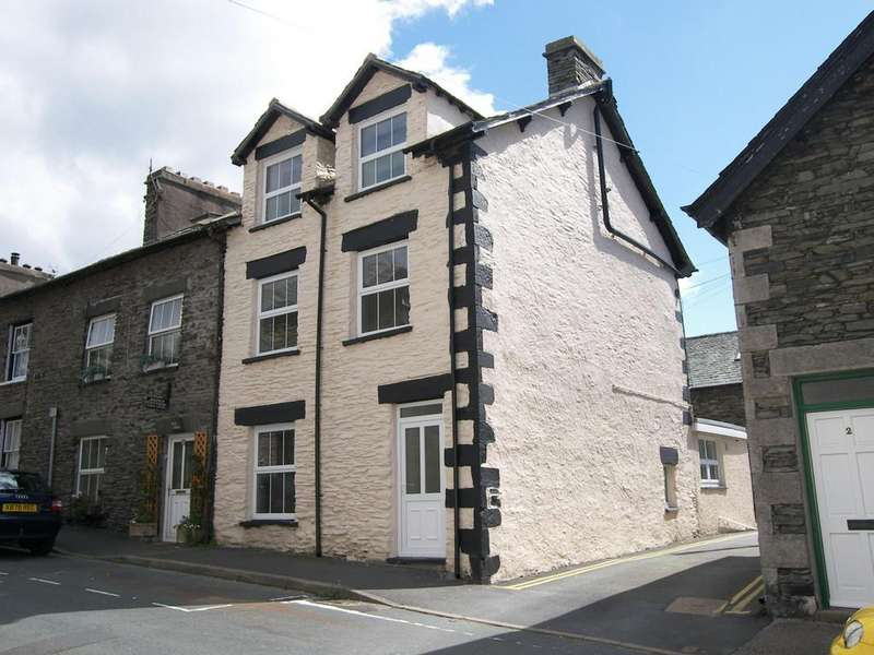 4 Bedrooms End Of Terrace House for sale in 4 Havelock Road, Windermere, Cumbria, LA23 1EH