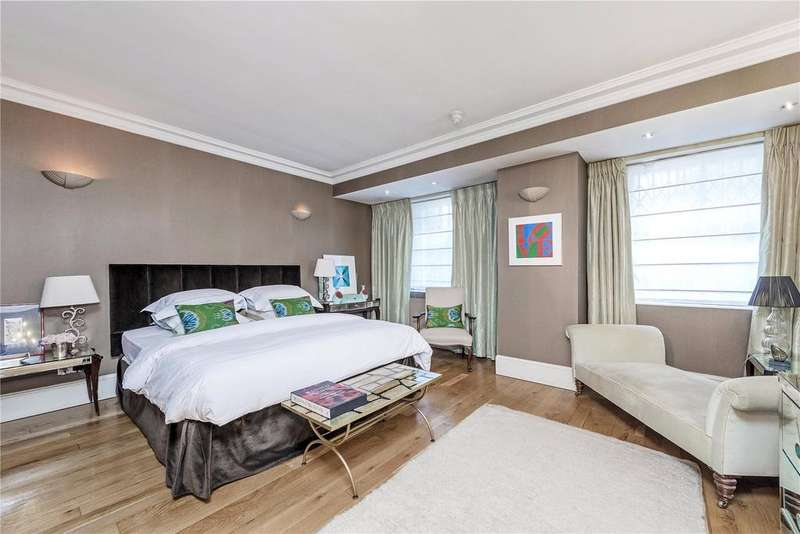 3 Bedrooms Flat for sale in Queen Annes Gate, London