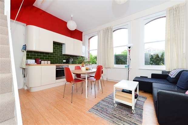 1 Bedroom Flat for sale in Trent Road, Herne Hill