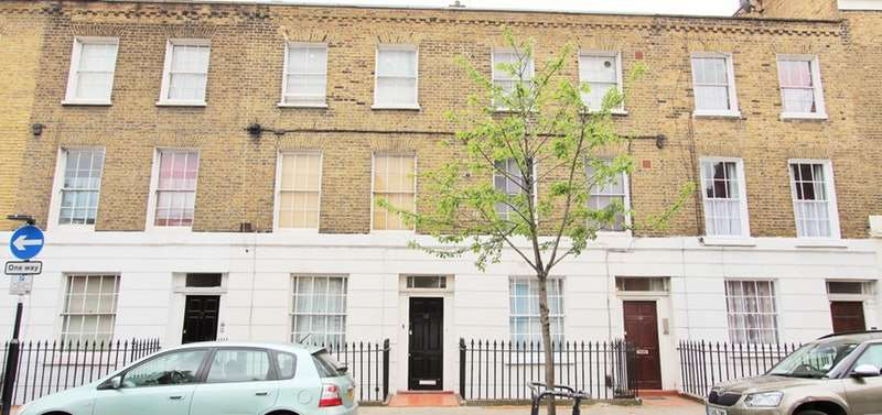 2 Bedrooms Apartment Flat for sale in Wharfdale Road, London, London, N1