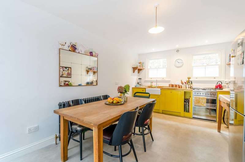 2 Bedrooms House for sale in Hampstead, Hampstead, NW3