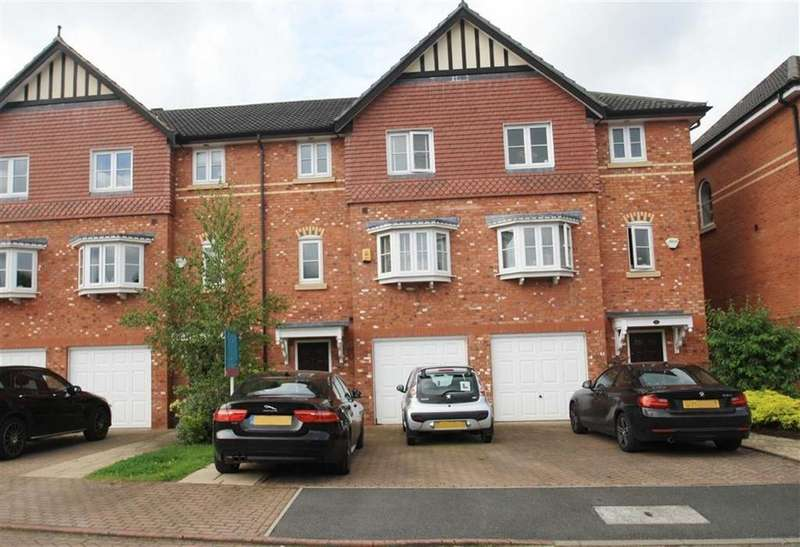 4 Bedrooms Town House for sale in Alveston Drive, Wilmslow