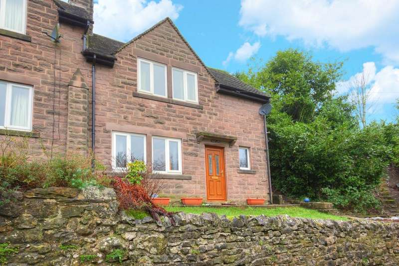 2 Bedrooms Semi Detached House for sale in Butts Road, Bakewell
