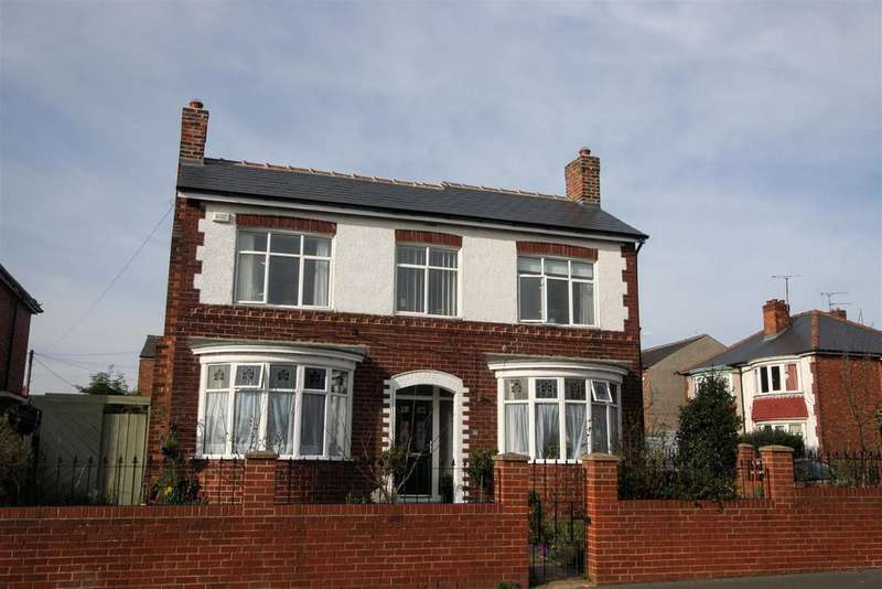 3 Bedrooms Detached House for sale in Park Crescent, Darlington