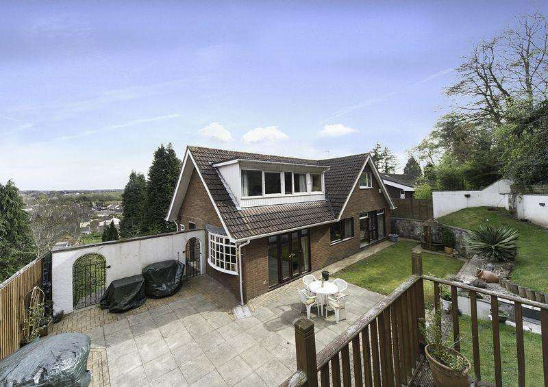 3 Bedrooms Detached House for sale in Three Pines, Grove Lane, Wolverhampton
