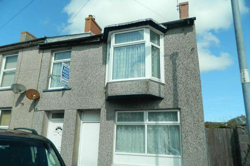 3 Bedrooms End Of Terrace House for sale in High Street, Neyland. SA73 1TR