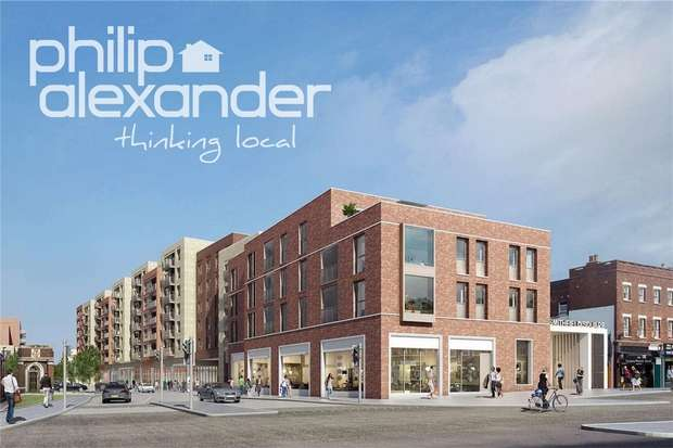 2 Bedrooms Flat for sale in Cooper Court, Smithfield Square, Hornsey