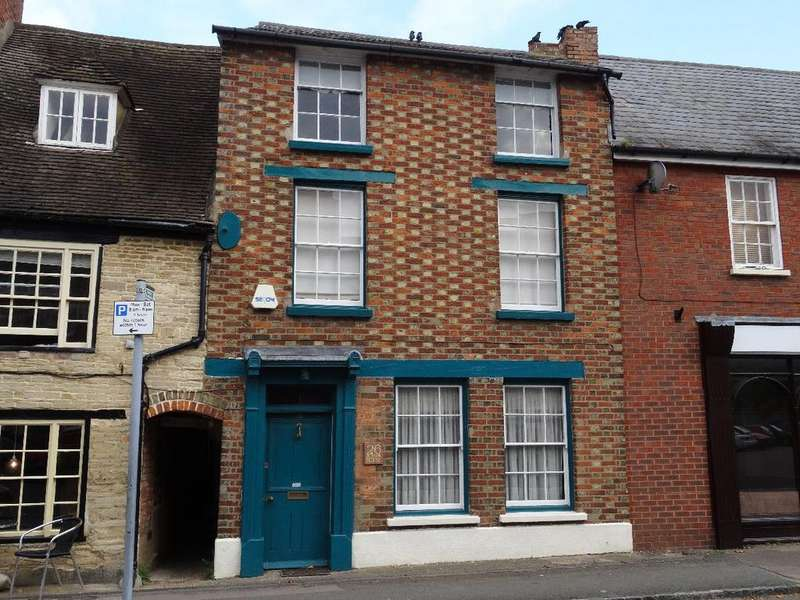 3 Bedrooms Terraced House for sale in MARKET PLACE, OLNEY
