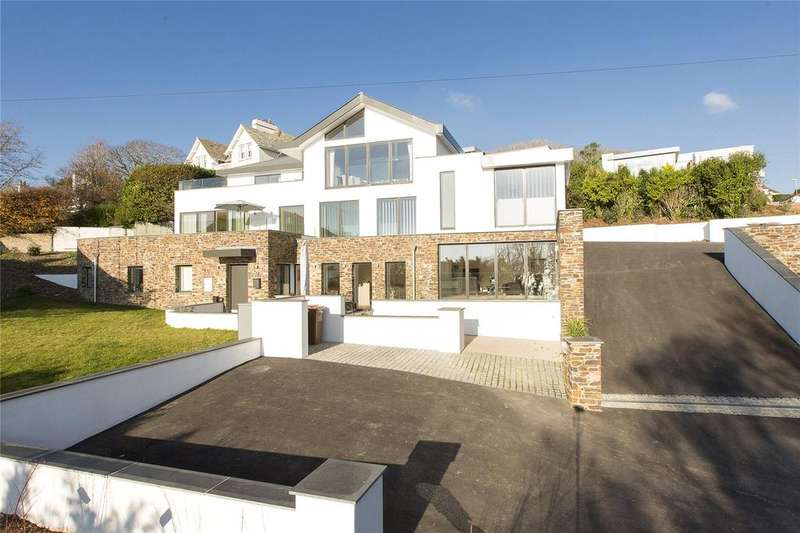 3 Bedrooms Apartment Flat for sale in Treetops, St Dunstan's Road, Salcombe, Devon, TQ8