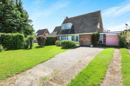 2 Bedrooms Bungalow for sale in Hale Road, Ashill, Thetford