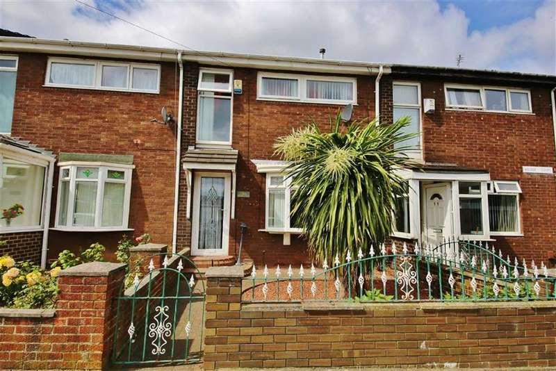 3 Bedrooms Terraced House for sale in Wilber Court, Millfield, Sunderland, SR4