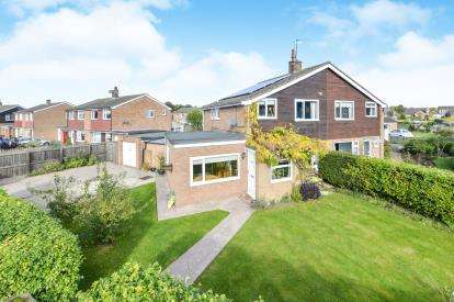 4 Bedrooms Semi Detached House for sale in Penhill Court, Northallerton