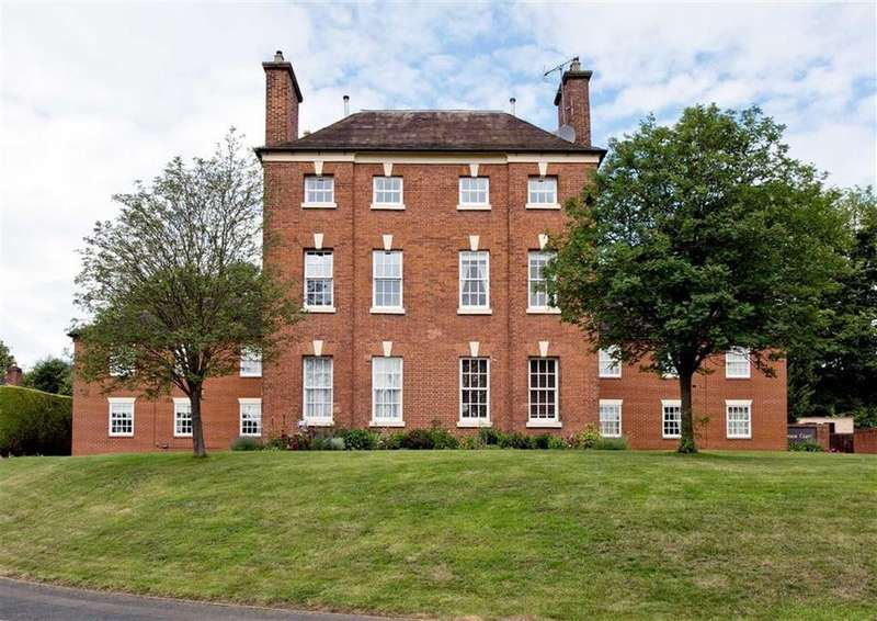 1 Bedroom Apartment Flat for sale in 6 Mansion Court, Heath House Drive, Wombourne, Wolverhampton, South Staffordshire, WV5