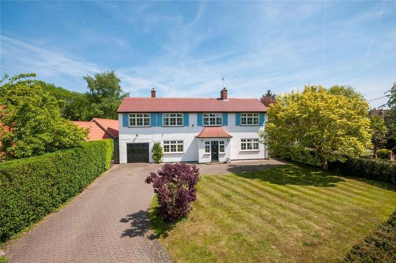 5 Bedrooms Detached House for sale in The Borough, Brockham, Betchworth, Surrey, RH3