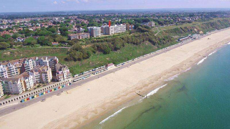3 Bedrooms Penthouse Flat for sale in Boscombe Cliff Road, Boscombe Spa, Bournemouth