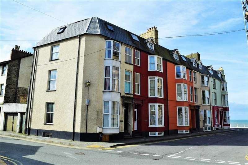 8 Bedrooms End Of Terrace House for sale in Ty Glen, 5, Albert Place, Aberystwyth, Ceredigion, SY23