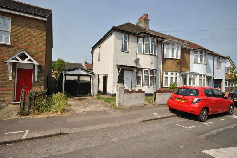 3 Bedrooms End Of Terrace House for sale in Melville Road, Rainham
