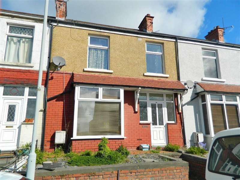 3 Bedrooms Terraced House for sale in St Johns Road, Manselton