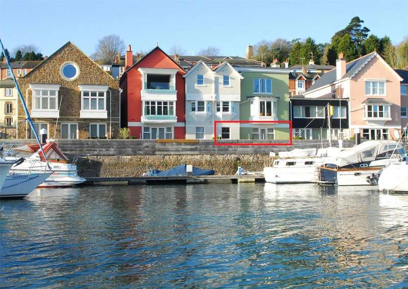 2 Bedrooms Apartment Flat for sale in Dart Marina, Sandquay Road, Dartmouth, TQ6