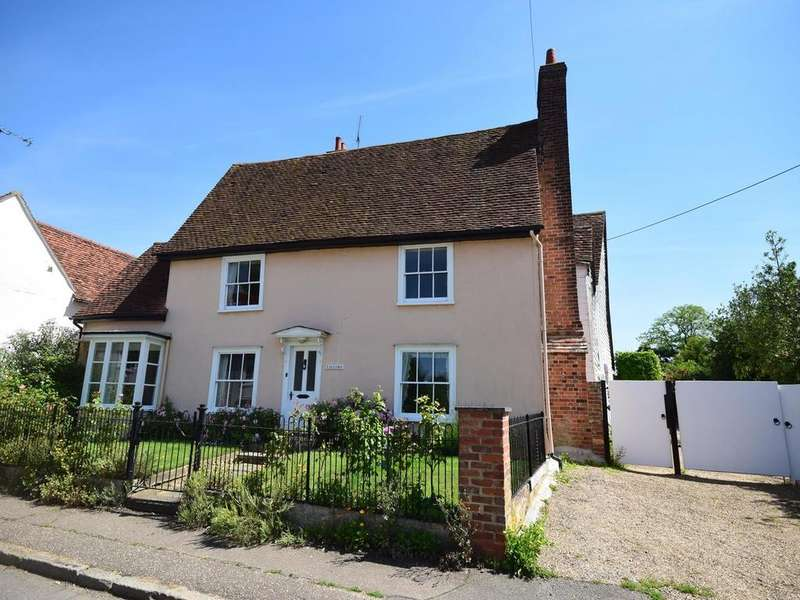 7 Bedrooms Detached House for sale in Chelmsford Road, Felsted, Dunmow, Essex, CM6