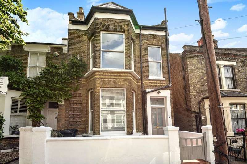 2 Bedrooms Flat for sale in Rothschild Road, Chiswick