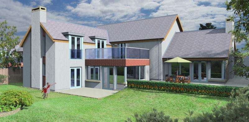 4 Bedrooms Detached House for sale in Three New Houses, Heriotshiels, Oxton, Lauder, Scottish Borders