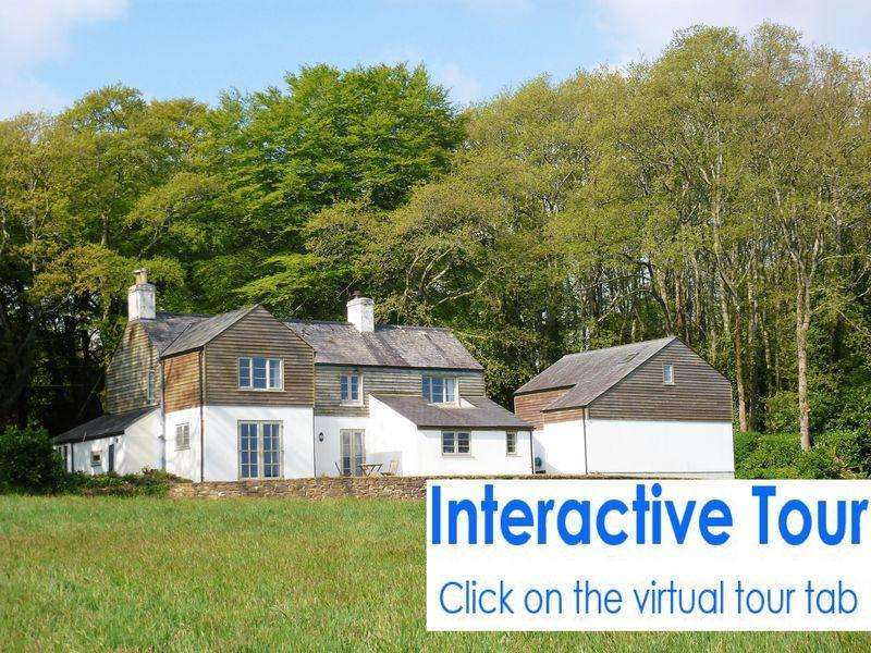 4 Bedrooms Detached House for sale in Feock, Truro