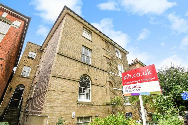 2 Bedrooms Flat for sale in Holly Grove, Peckham Rye