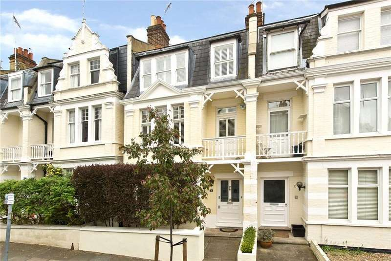 5 Bedrooms Terraced House for sale in Onslow Avenue, Richmond, TW10