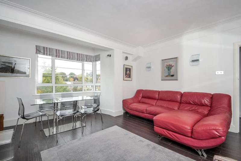 3 Bedrooms Flat for sale in Woodside, Wimbledon