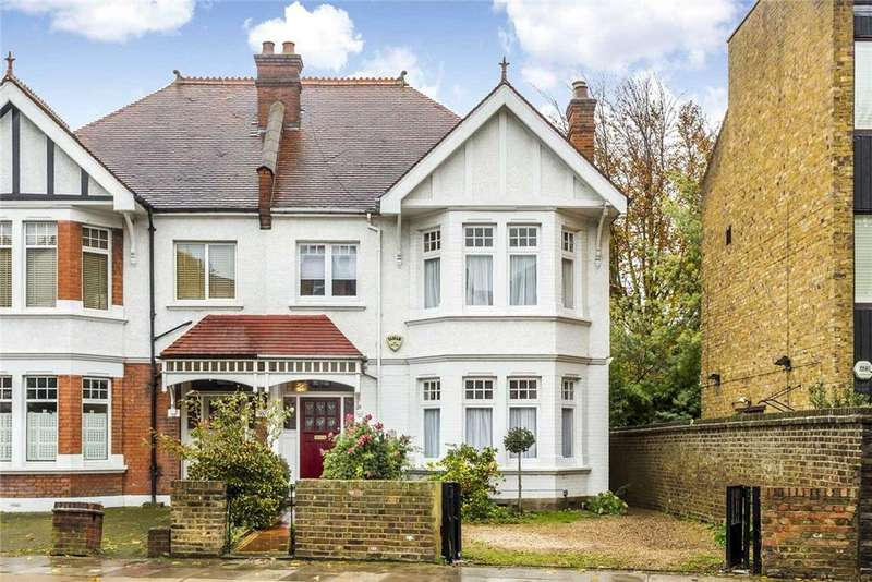 5 Bedrooms Semi Detached House for sale in Sutton Court Road, Chiswick, London, W4